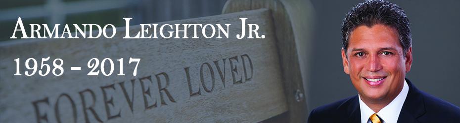 Armando Leighton Jr.