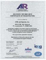 AS 9120 B-ISO 9001-2018