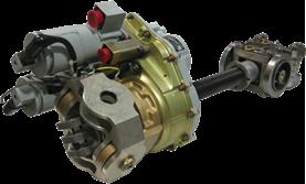 GT412-4001-7  (375700-1007) HSTA - Actuator