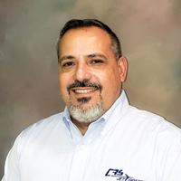 Nelson Echerri : Quality & Materials Processing Manager
